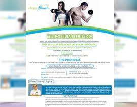 #37 for Flyer for schools fitness training by rabbikalai
