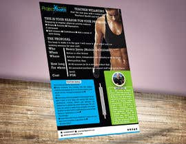#36 for Flyer for schools fitness training by masud367