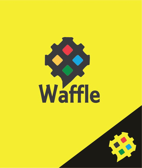 Contest Entry #                                        661                                      for                                         Waffle App Logo