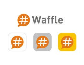 #748 for Waffle App Logo by santarellid