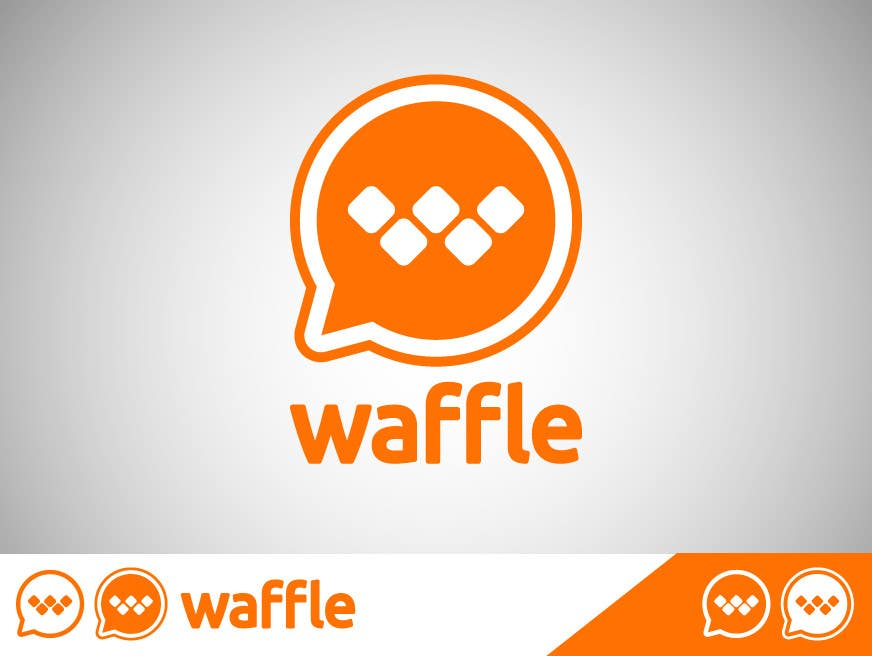 Contest Entry #                                        903                                      for                                         Waffle App Logo