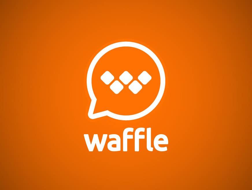 Logo Design Wettbewerbsbeitrag #903 für Waffle App Logo