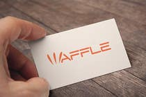Graphic Design Entri Peraduan #680 for Waffle App Logo