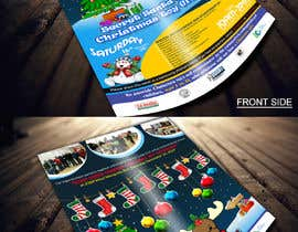 dreamworld092016 tarafından DESIGN FLYER FOR CHILDRENS CHRISTMAS TOY GIVEAWAY için no 41