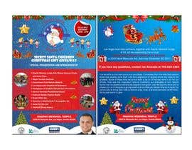 kats2491 tarafından DESIGN FLYER FOR CHILDRENS CHRISTMAS TOY GIVEAWAY için no 43