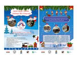 cristinacholeva tarafından DESIGN FLYER FOR CHILDRENS CHRISTMAS TOY GIVEAWAY için no 46