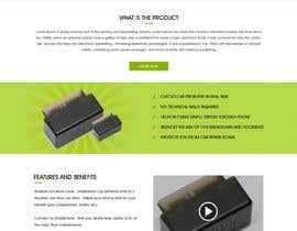 #4 for Landing Page Design for E-commerce product by webidea12