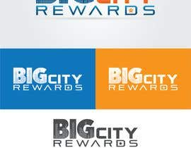 #82 for Logo Design - Big City Rewards by Sanduncm