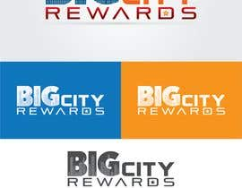 #83 for Logo Design - Big City Rewards by Sanduncm