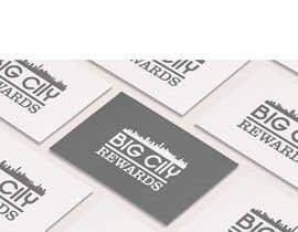 #81 for Logo Design - Big City Rewards by marcusodolescu