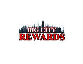 #90 for Logo Design - Big City Rewards by surangaanu