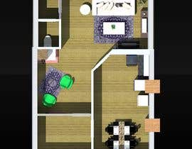 #20 for Extension room layout / interior by TMKennedy