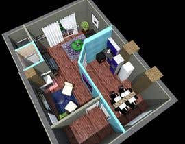 #31 for Extension room layout / interior by TMKennedy