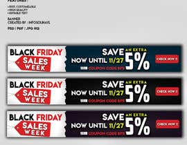 #8 for Black Friday header needed for website by infosouhayl