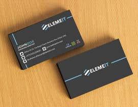 shanto57 tarafından Elemeit business card & letterhead için no 128
