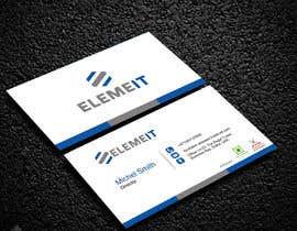 Nabila114 tarafından Elemeit business card & letterhead için no 11