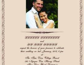 sushantpassi tarafından Design an Email Wedding invitation için no 5
