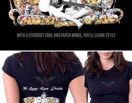 #36 for Design a band shirt for Ali Shield by sandrasreckovic