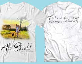 #39 for Design a band shirt for Ali Shield by shamemarema24