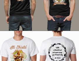 #27 for Design a band shirt for Ali Shield by feramahateasril
