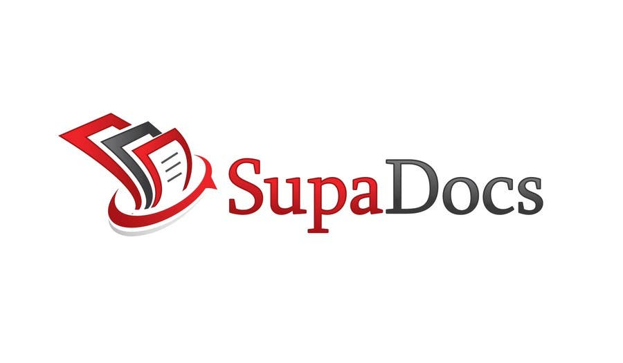 Inscrição nº 385 do Concurso para Logo Design for Supa Docs