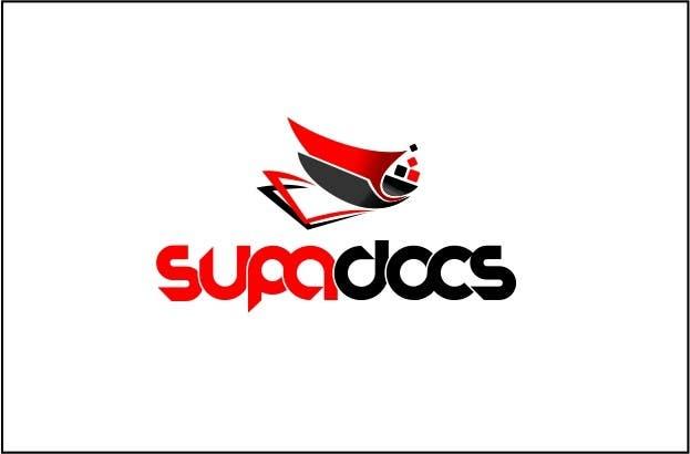Inscrição nº 407 do Concurso para Logo Design for Supa Docs