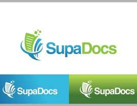 nº 182 pour Logo Design for Supa Docs par jummachangezi