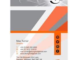 #18 cho Design an A5 Profile for a Marketing Campaign bởi asik01711