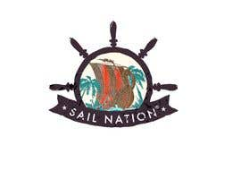 #39 for Inspiring Logo for a Sailing Community (Sail Nation) by eaumart