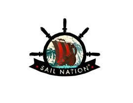 #45 for Inspiring Logo for a Sailing Community (Sail Nation) by eaumart