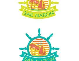 #63 for Inspiring Logo for a Sailing Community (Sail Nation) by eaumart