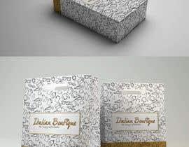 Nro 8 kilpailuun Design for shopping bag and box käyttäjältä khuramsmd