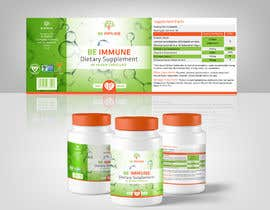 #10 cho Supplement Product Label Design - Be Immune bởi ARTworker00