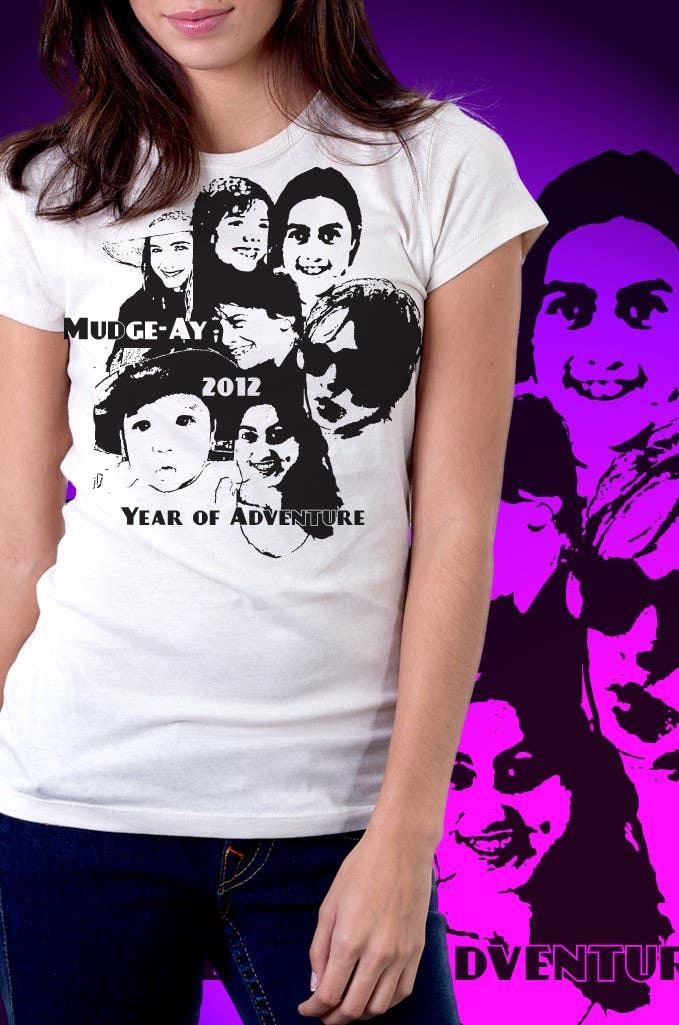 Contest Entry #10 for T-shirt Design for Custom Promotional T-shirt Design