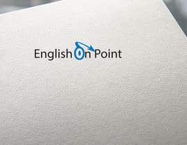 Nro 75 kilpailuun Design a Logo for English On Point käyttäjältä abirvagdi