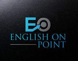 Nro 32 kilpailuun Design a Logo for English On Point käyttäjältä tuhinalom