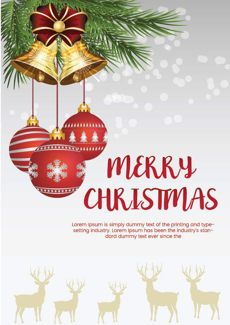 Entry #1 by SKonas for DEVELOP 8 MAGICAL AWESOME CHRISTMAS CARDS ...
