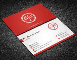 #87 for Design Business Cards for Lawyer by iqbalsujan500