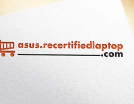 "#5 for Create Logo that says ""Asus Recertified Laptops"" by monirulhasan95"