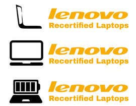 "#8 for Create a logo that says ""Lenovo Recertified Laptops"" by ZozGalal"