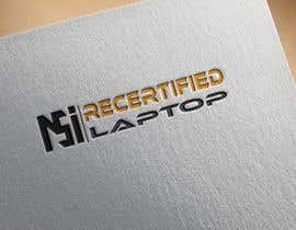 """#15 for Create a logo that says """"MSI Recertified Laptops"""" by jobayerahmmadjob"""