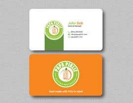 #86 for Papa Pikliz Business Cards af BikashBapon