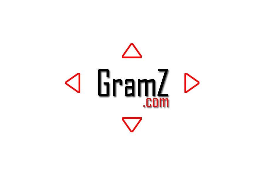Inscrição nº                                         233                                      do Concurso para                                         Logo Design for GramZ.com