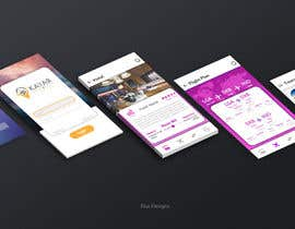 Nro 38 kilpailuun Design Mobile app käyttäjältä designsdux