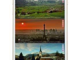 Nro 28 kilpailuun Design Mobile app käyttäjältä W3WEBHELP