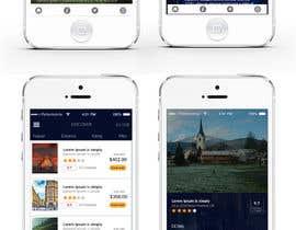 Nro 42 kilpailuun Design Mobile app käyttäjältä W3WEBHELP