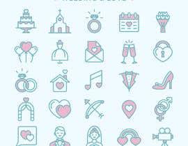 #1 for Design wedding icons by sivarnaren
