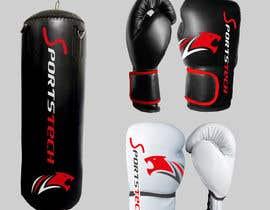 #29 cho Color design draft - boxing gloves and punching bag bởi sudeshsakpal438