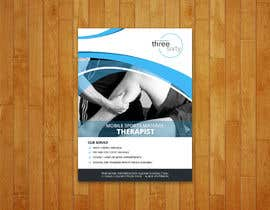 #32 cho Sports massage flyer bởi Sukhvinder19