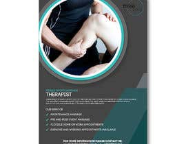 #45 cho Sports massage flyer bởi Sukhvinder19